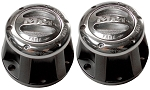 Mile Marker Premium Stainless Steel Locking Hubs - 457