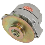 150 amp Powermaster Natural Finish Alternator 1975-1977 2