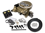 Holley Sniper 2300 EFI Self-Tuning Master System 2 Barrel (2bbl) Gold Finish
