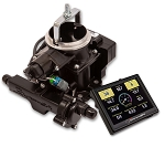 Holley Sniper EFI BBD Self-Tuning System for 258 6-Cylinder Engines Black Finish