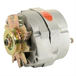 85 amp Powermaster Natural Finish Alternator 1975-1977 2