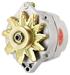 150 amp Powermaster Natural Finish Alternator 1966-1975 1