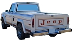 Phoenix Graphix 1983-1986 J-Series Pickup Laredo Vinyl Decal Set