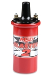 MSD Ignition Canister Coil Blaster 2 Series High Performance, Red, MSD 6-Series Ignition