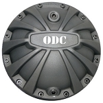 AMC 20 Xtreme Series Differential Cover Sandblasted