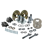 Dana 44 Front Conversion Kit 5 on 5.5