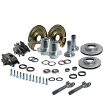 Dana 44 Front Conversion Kit 6 on 5.5