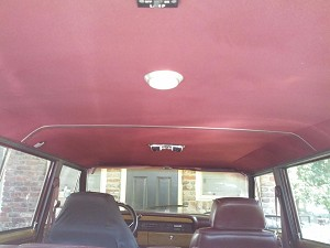 Headliner Kit with Backer Board 1979-1991 Wagons