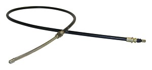Rear E-Brake Cable 1981-1983 Wagoneer and Cherokee