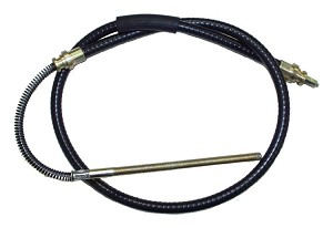 Front Cable 1980-1991 with 4-Speed Manual Trans
