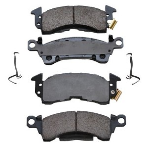 Posi-Quiet Ceramic Brake Pads