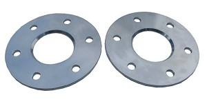 Baer Wheel Spacers 6-Lug .250 (1/4) Inch