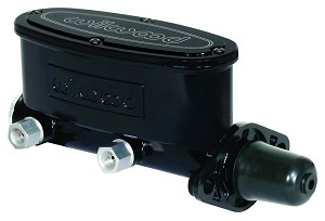 "Wilwood Master Cylinder 1-1/8"" Bore Black E-Coat"
