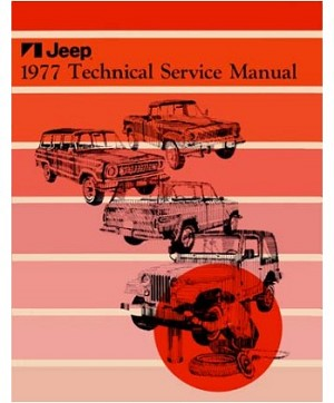 1977 Jeep Factory Service Manual