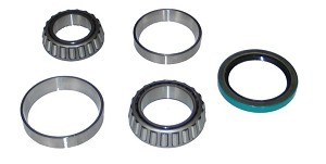 Front Wheel Bearing Kit 1974-1976 with Drum Brakes