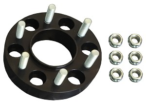 "Wheel Spacer 2"" 6-Lug USA Made!"